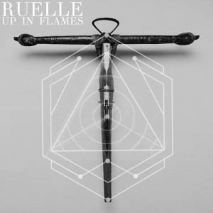 ruelle up in flames ep cover