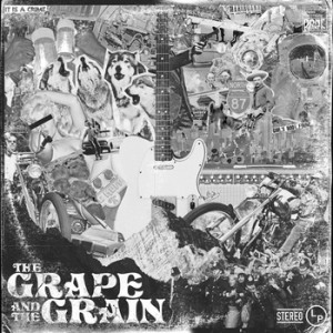 the grape and the grain self titled album cover