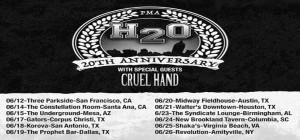 h20 tour