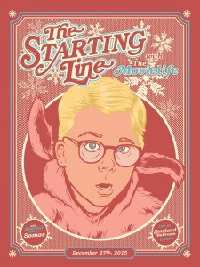 the starting line holiday show