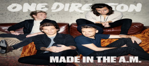 one direction made in the am cover