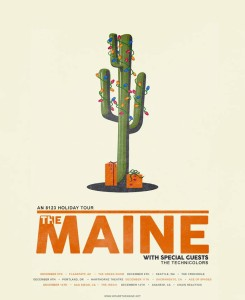 the maine holiday tour