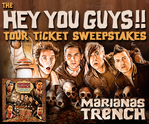 marianas trench contest