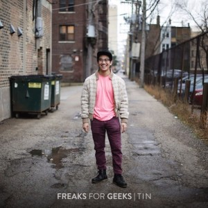 freaks for geeks tin cover