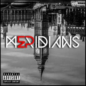 meridians the ep cover