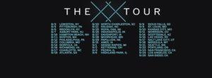 xx tour oar