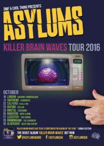 aslyums tour