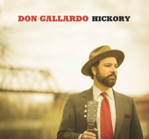 don gallardo hickory cover