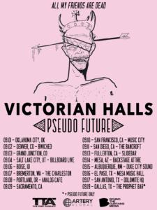 victorian halls tour